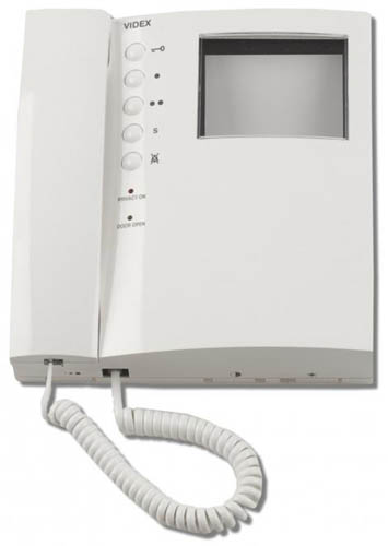 Videx security videx 3381 3000 series mono wall mount videophone for vx2300 s cheapraybanclubmaster Image collections