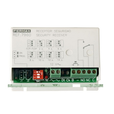 Fermax, 7960, Security RF Receiver