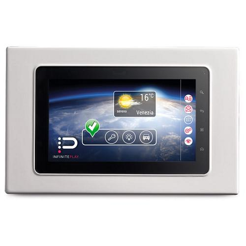 Infiniteplay Z7020 Flush Video Intercom 7 Quot Touch Screen