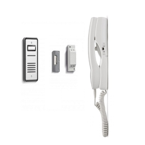Bell 901 801s 1 Station Audio Door Entry System With 801s Phone