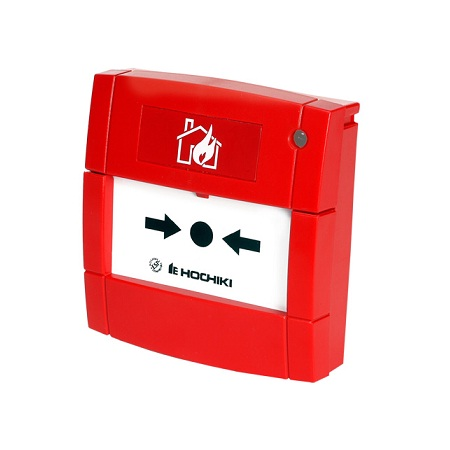 C-TEC, BF370H, Addressable Call Point with Isolator - Red