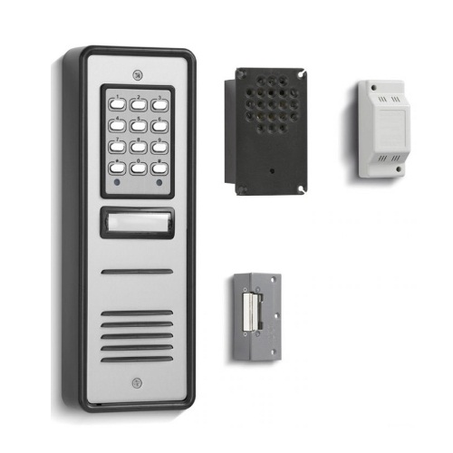 medium fingerprint for card building control security doors swipe systems door entry access