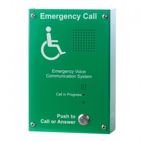 Evc301 Ph Roaming Fire Telephone Handset additionally Disabled Refuge Wiring Diagram likewise 2 Entry Control Unit in addition Evc302 Gf Green Disabled Refuge Outstation Flush together with Evc302gs Green Disabled Refuge Outstation Surface P 87063. on c tec sigtel disabled refuge system