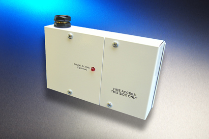 FSI-01, Fully Monitored Fire Signalling Interface for Fire & Intruder Systems