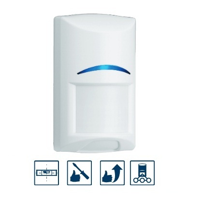 Bosch, ISC-BDL2-W12H, Blue Line Gen2 TriTech Motion Detector - 10.588 GHz Bosch - DT Detectors