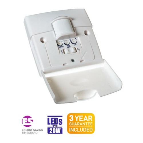 Light switches and night lights timeguard zv810 motion sensor pir light switch aloadofball Gallery