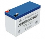 Power-Sonic 12V 7AH Rechargeable Sealed Lead-Acid Battery