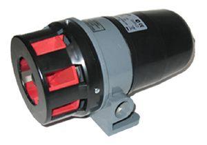 Klaxon 18 980217 Duplo High Output Motor Siren 127db 230v Ac