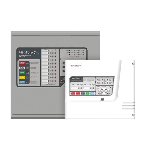 Eurofyre 2-Wire Alarm System