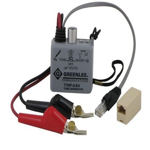 Greenlee, 52047489, Tone Generator (77HP-G/6A) (Clam) Tone