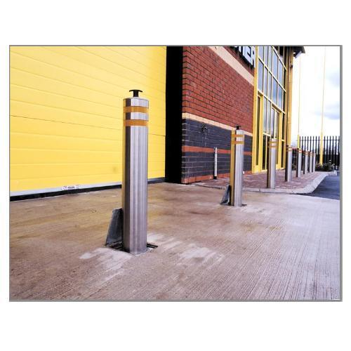 ATG Access, 942424, Heavyduty, Lift Out Security Bollard - Stain ...