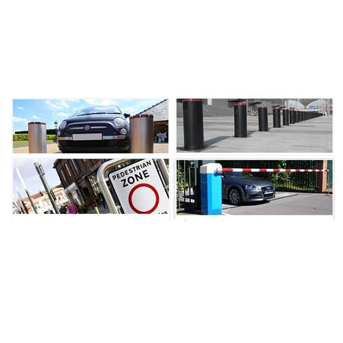 Automatic Bollards and Perimeter Security