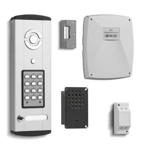 Bell Btbl106 1 Belltone Door Entry System With Blp106 1 Panel Bt