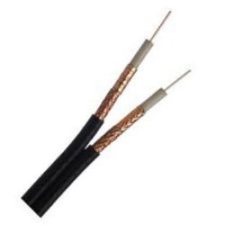 CAR63-TWIN, Approved Digital Satellite Twin Coaxial Cable (100m)