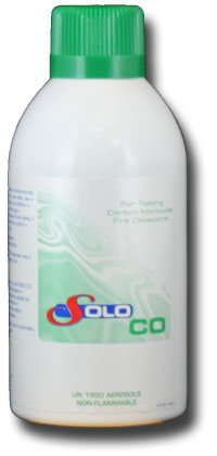 AICO, COC300, Canister of Carbon Monoxide Gas for use with SAT332