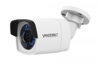 CPMW4010-IR, 4MP IR Fixed Bullet Camera, WDR