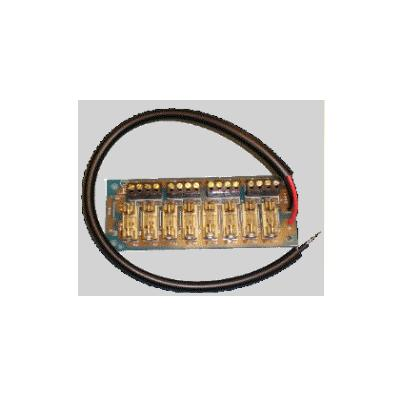 Dantech, DA449/8OP, 1 x 8Amp 12V DC (13.7) and DA8WS 8-Way Split ...