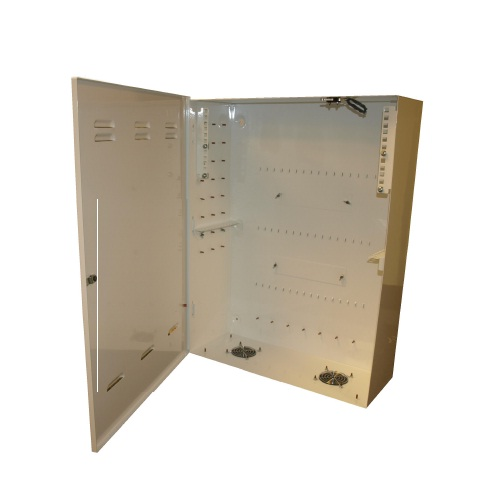 "Dantech, DA816-S, 19"" Wall Mountable Enclosure with Brackets"