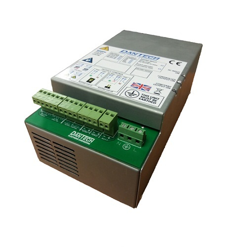 Dantech, DADPC1210, 12V DC (13.7V) 10A DIN Rail Power Supply