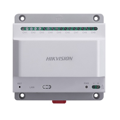 Hikvision, DS-KAD709, Two-Wire Controller (24VDC, 60W)