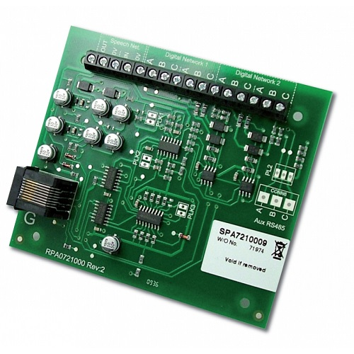 SigTEL (ECU721) Network Communication Card