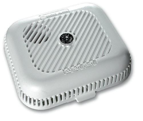 Hard Wired Smoke Alarms   Aico Ei105c Optical Smoke Alarm 9v Alkaline Battery Hard Wired