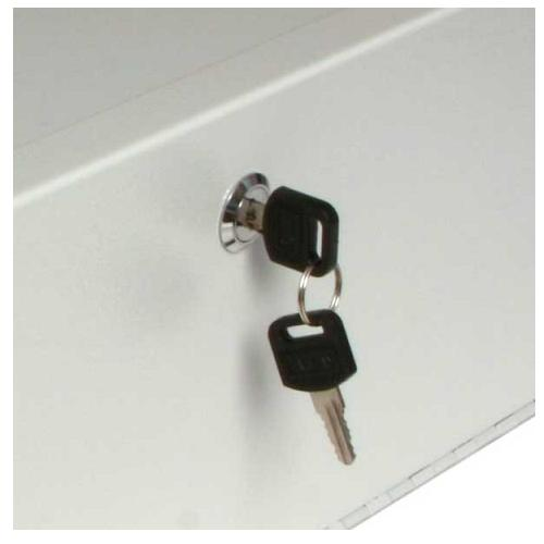 HAY-LDVE LOCK, Spare Lock for all Haydon Enclosures