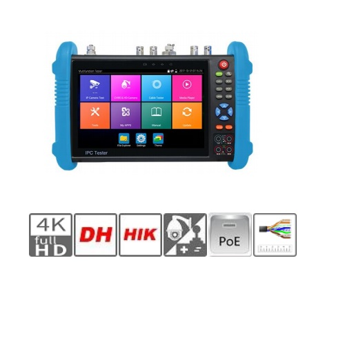 "Hikvision, IPTESTER/PRO, 7"" IPS Touch Screen AHD and Analogue Te ..."