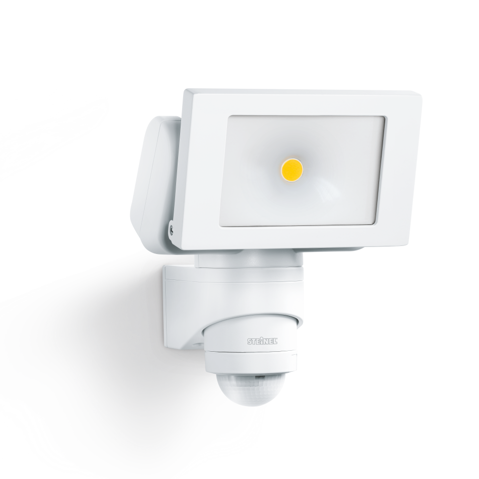 Steinel (052553) LS150 Sensor-switched LED floodlight - White