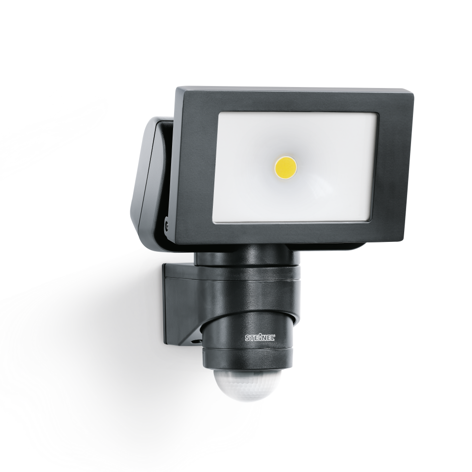 Steinel (052546) LS150 Sensor-switched LED floodlight - Black