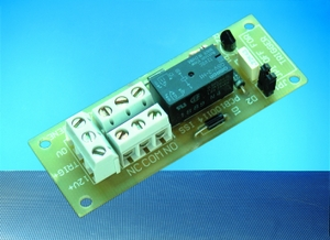 Elmdene MPR001, 12V DC Multipurpose Relay 2 x Changeover Contacts