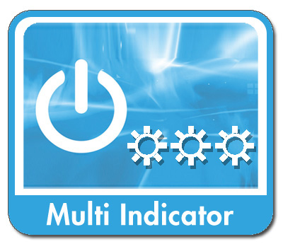 12 Volt, 1-5 Amp Multi Indicators