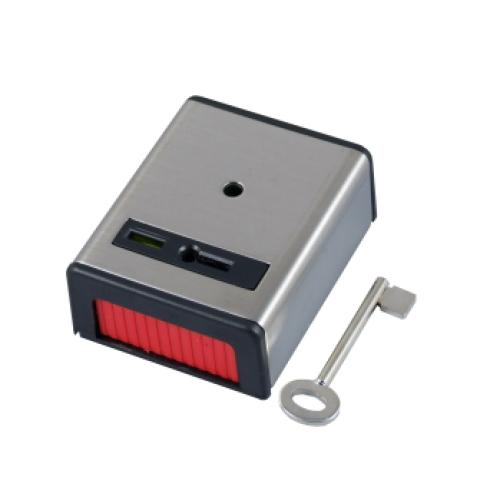 Panic Button Intruder Burglar Personal Attack Alarm Press Button in Stainless