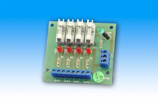 RGL, RL04, 4 Individually Fused Outputs for Use with RGL Power S ...