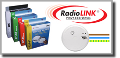AICO RadioLINK (Wireless) Alarm Ranges