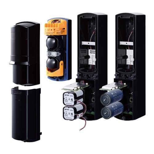 OPTEX, SL-100TNR-CRH, 30m Single Ch, Low Current Battery (2Pcs/Pack