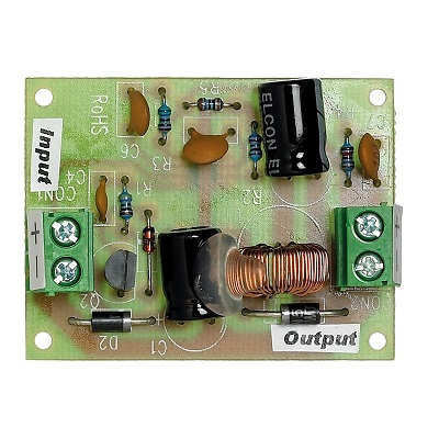SSP, SM-1228, Voltage Reducing Unit Up to 28Vdc Down to 12Vdc Ou ...