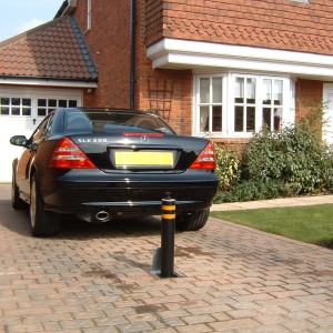 Telescopic Bollards
