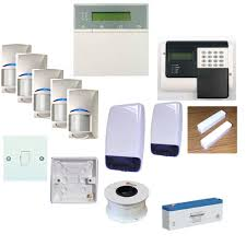 Wired Alarm System Kits