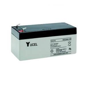 YUCEL Y2.8, 12V Rechargeable Lead Acid Battery
